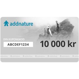 addnature Presentkort 10 000 kr